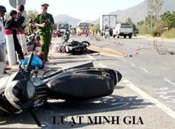 Tư vấn về trường hợp tài xế lái xe gây tai nạn rồi bỏ chạy