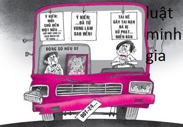 Tư vấn pháp luật về bồi thường thiệt hại do tai nạn giao thông