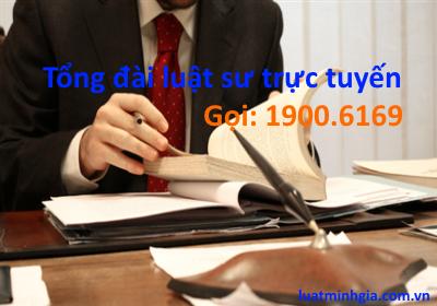 Tư vấn tranh chấp Lao động, bồi thường hợp đồng lao động trực tuyến qua điện thoại