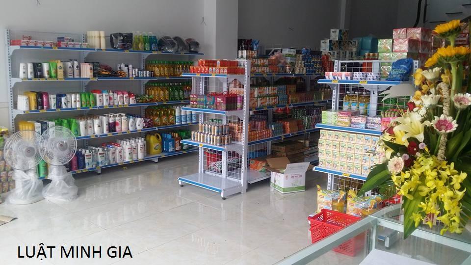 Tư vấn về thuế cho cửa hàng tạp hóa