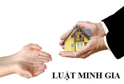 Tư vấn về tặng cho nhà ở và quyền sử dụng đất