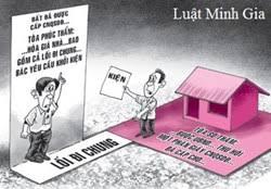 Tranh chấp về quyền có lối đi qua bất động sản liền kề