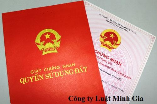 Tư vấn về thủ tục pháp lý vụ án dân sự tranh chấp đất đai