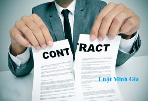 Những vấn đề phát sinh khi đơn phương chấm dứt hợp đồng lao động.
