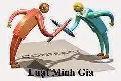 Tư vấn luật dân sự - hợp đồng giữa công ty và cá nhân.