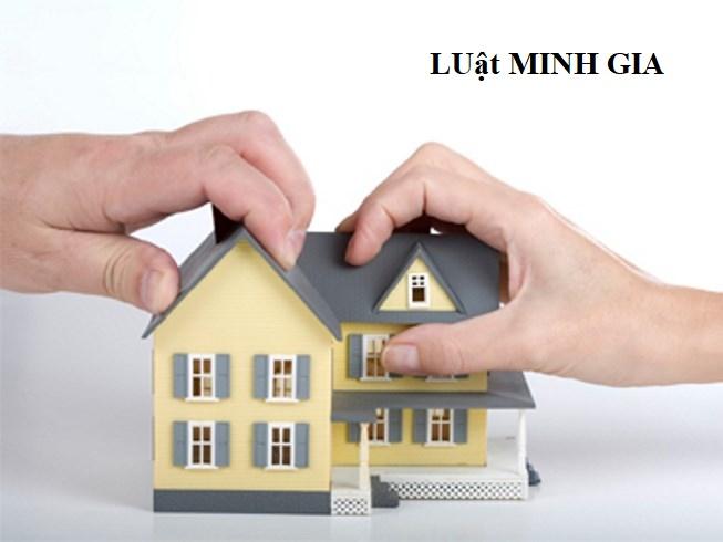 Chia tài sản là nhà và đất cho các con