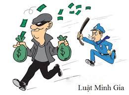 Giải quyết vụ án trộm cắp tài sản