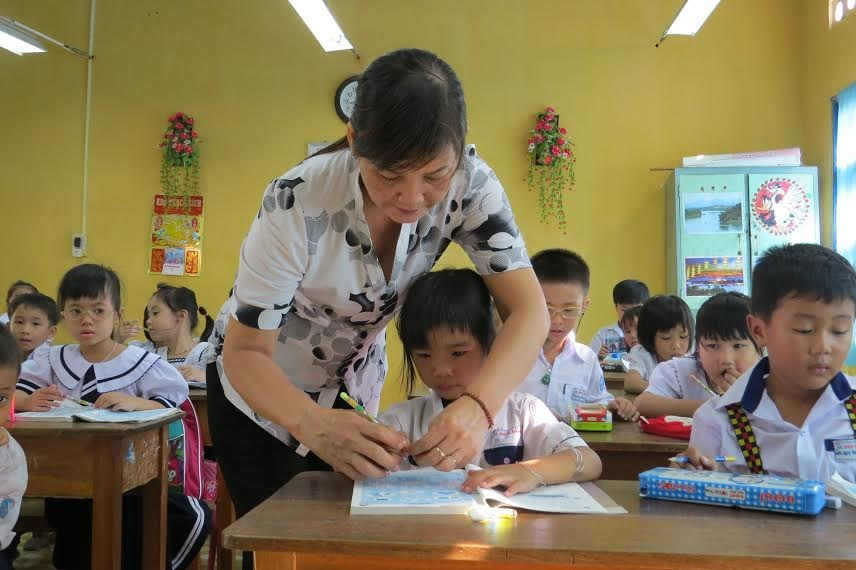 Tư vấn về chế độ nghỉ sản của giáo viên trùng với thời gian nghỉ hè