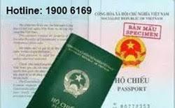 Thời gian được trả hộ chiếu khi xin cấp lần đầu tại Công an Tỉnh