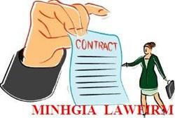 Tư vấn về vấn đề miễn nhiệm và ký kết hợp đồng lao động