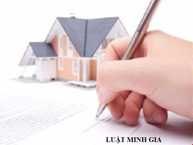 Thủ tục khởi kiện chia di sản thừa kế đối với bất động sản