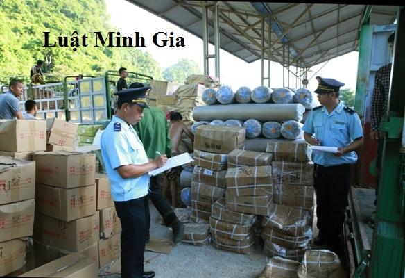 Xử phạt hành chính với hành vi vận chuyển  hàng hóa không có hóa đơn