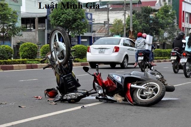 Bồi thường dân sự khi xảy ra tai nạn giao thông