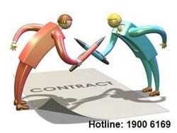Tư vấn về vi phạm nghĩa vụ thanh toán trong hợp đồng thương mại