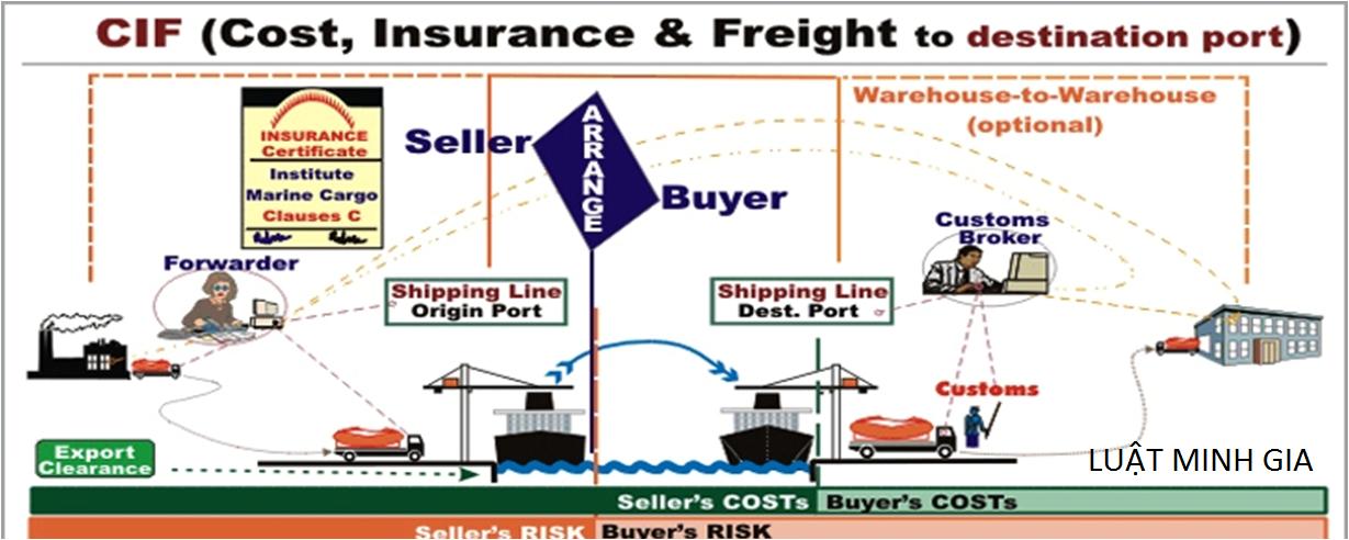 Tư vấn về rủi ro khi vận chuyển hàng hóa quốc tế
