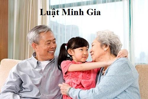 Ông bà ngoại muốn giành quyền nuôi cháu thì làm như thế nào