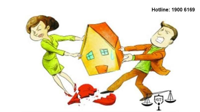 Tư vấn về phân chia tài sản chung là bất động sản khi ly hôn