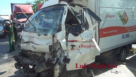 Tranh chấp về bồi thường thiệt hại khi người thuê xe gây tai nạn giao thông