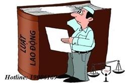 Lương ngừng việc cho người lao động và nghỉ phép hằng năm?