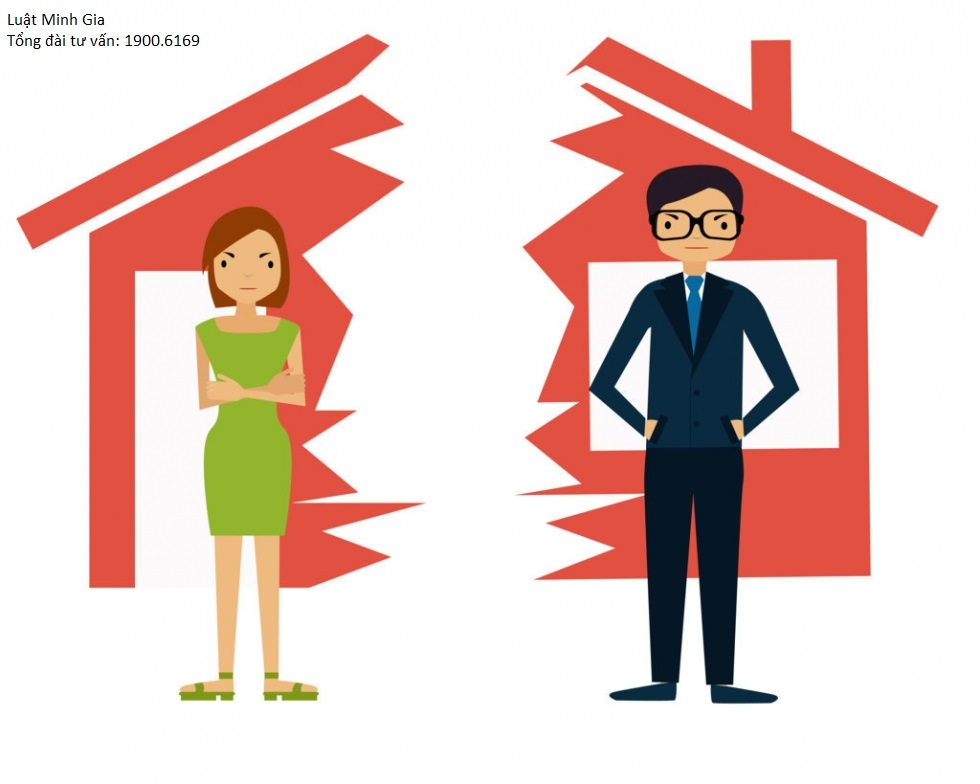 Tranh chấp về phân chia tài sản giữa bố chồng và con dâu.