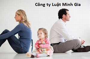 Tư vấn về trường hợp đơn phương ly hôn và mức cấp dưỡng cho con.