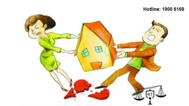 Khi ly hôn có được hưởng tài sản thừa kế của chồng không