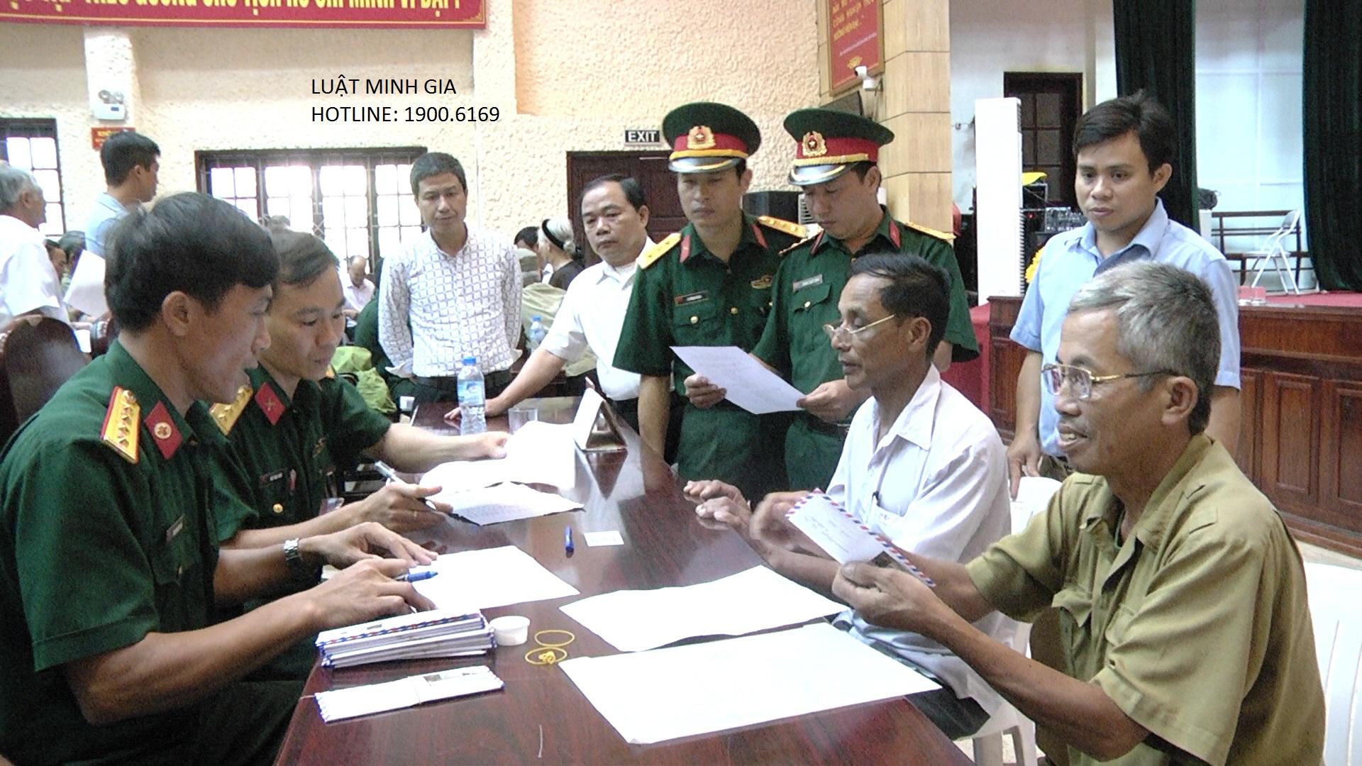 Thời gian giải quyết chế độ theo Quyết định số 62/2011/QĐ-TTG của Thủ tướng Chính phủ?