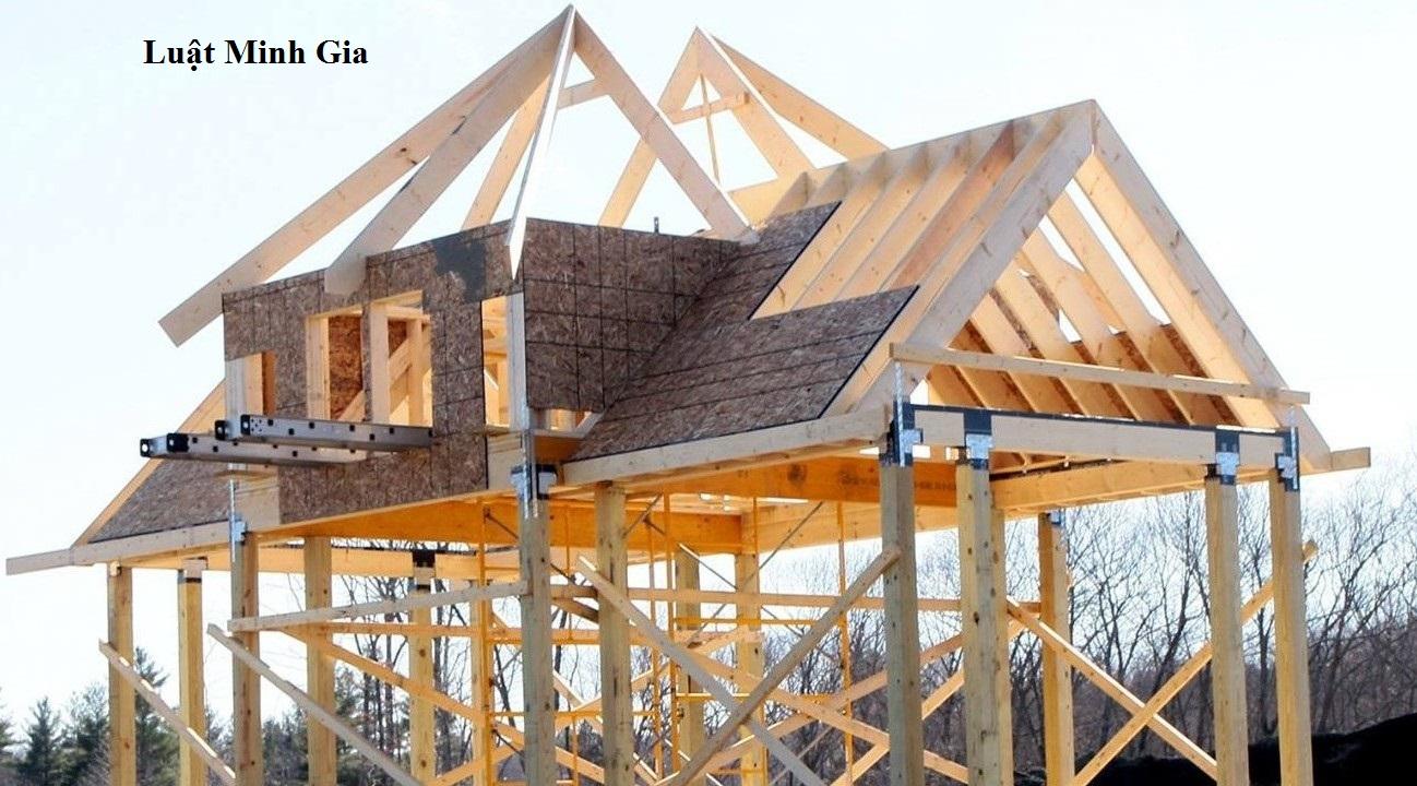 Điều kiện được cấp phép xây dựng nhà ở