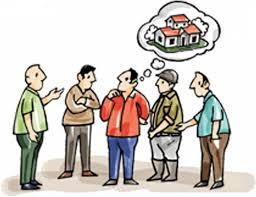 Giải quyết vấn đề chia di sản thừa kế  của các anh em cụ nội cho di sản thừa kế ông nội như thế nào?