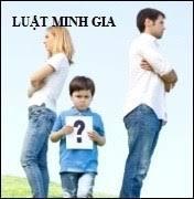 Giải quyết quyền lợi của con khi sống chung như vợ chồng với người nước ngoài