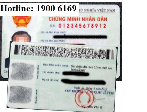 Mượn chứng minh thư của người khác mua hàng trả góp bị xử lí thế nào?