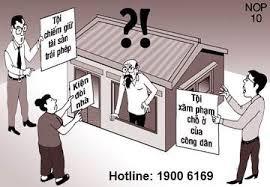 Cho vay tiền không trả có được sử dụng nhà ở của người vay tiền không?