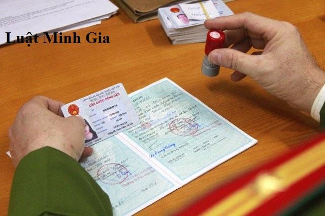 Tư vấn về cấp đổi Thẻ căn cước công dân và thủ tục đăng ký biến động về sử dụng đất khi thay đổi số Thẻ căn cước.