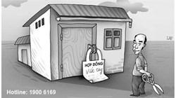 Mua bán đất bằng giấy tay có được pháp luật công nhận hay không?