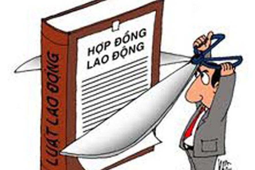 Việc chấm dứt hợp đồng lao động và bồi thường chấm dứt hợp đồng