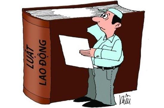 Hỏi về quy định của Bộ luật lao động