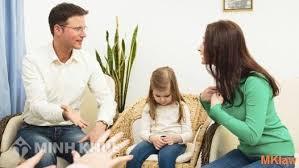 Chồng giữ con không trả lại sau ly hôn, làm lại giấy tờ cho con giải quyết như thế nào?