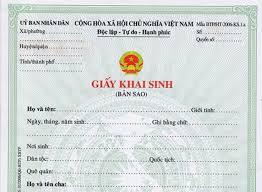 Bố quốc tịch nước ngoài, muốn bổ sung tên vào giấy khai sinh của con giải quyết như thế nào?