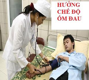 Người lao động ốm đau được nghỉ hưởng bảo hiểm bao nhiêu ngày