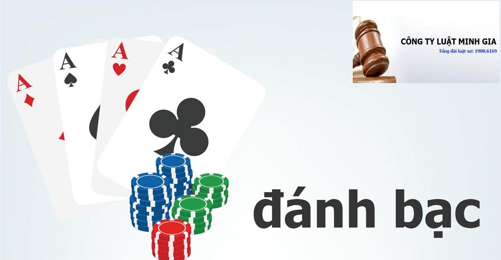 Luật sư tư vấn đồng phạm tội đánh bạc công nghệ cao.