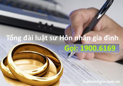 Thủ tục xin cấp giấy xác nhận độc thân cho người đã ly hôn