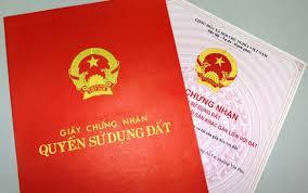 Thủ tục xin cấp sổ đỏ khi mua đất bằng giấy viết tay