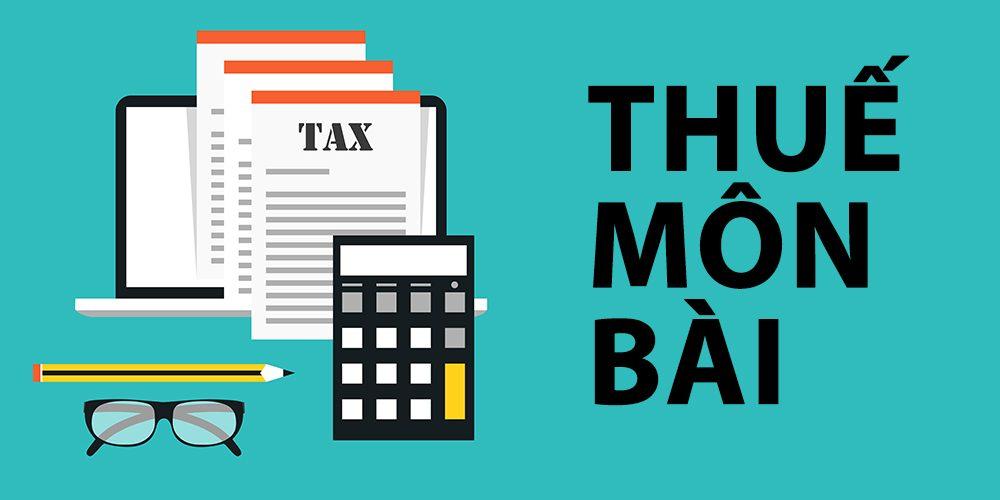 Ngừng kinh doanh không trọn một năm dương lịch có phải đóng thuế môn bài không?