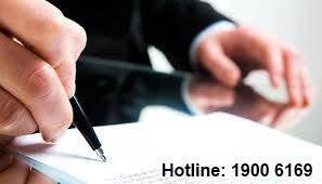 Tư vấn về trường hợp bồi thường chi phí đào tạo khi công ty không ký hợp đồng lao động.