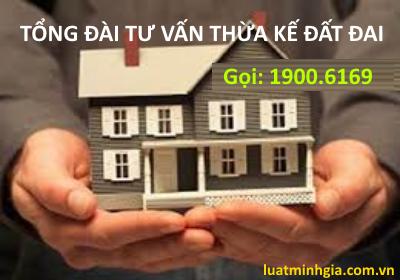 Thủ tục để cha mẹ tặng cho con quyền sử dụng đất và nhà ở
