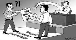 Quy định pháp luật về thẩm quyền giải quyết tranh chấp lao động.