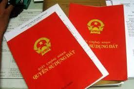 Quy định pháp luật về điều kiện cấp GCNQSDĐ.