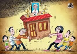 Người nước ngoài có quyền khởi kiện tranh chấp quyền sở hữu nhà ở của bố mẹ là người Việt Nam để lại không?