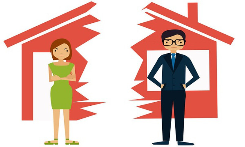Quyền nuôi con và chia tài sản chung khi chồng ngoại tình