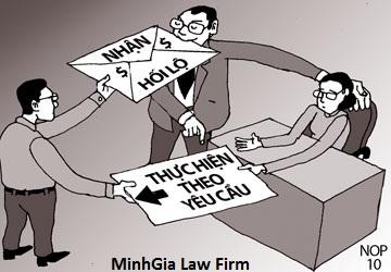 Đưa tiền cho người khác để chuyển nơi công tác có vi phạm pháp luật không?
